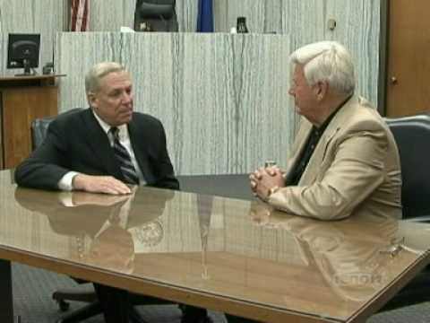 City of Reno NV Bob Carroll and Friends interview with Washoe District Judge Brent Adams