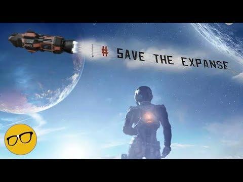 SAVE THE EXPANSE | KEEP #SaveTheExpanse GOING