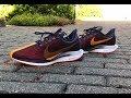 Nike Zoom Pegasus 35 Turbo 'Blackened Blue/Orange Peel | UNBOXING & ON FEET | running shoes | 2018