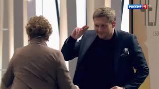Борис Корчевников отплясывает ̶ф̶л̶е̶к̶с̶и̶т̶ 35 секунд