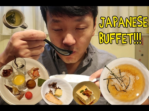 Thumbnail: BEST Traditional Japanese All You Can Eat BREAKFAST BUFFET?!