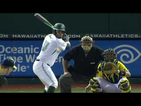 2017 Hawaii Baseball Introduction and Hype Video