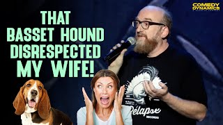 That Basset Hound Disrespected My Wife!  Brian Posehn