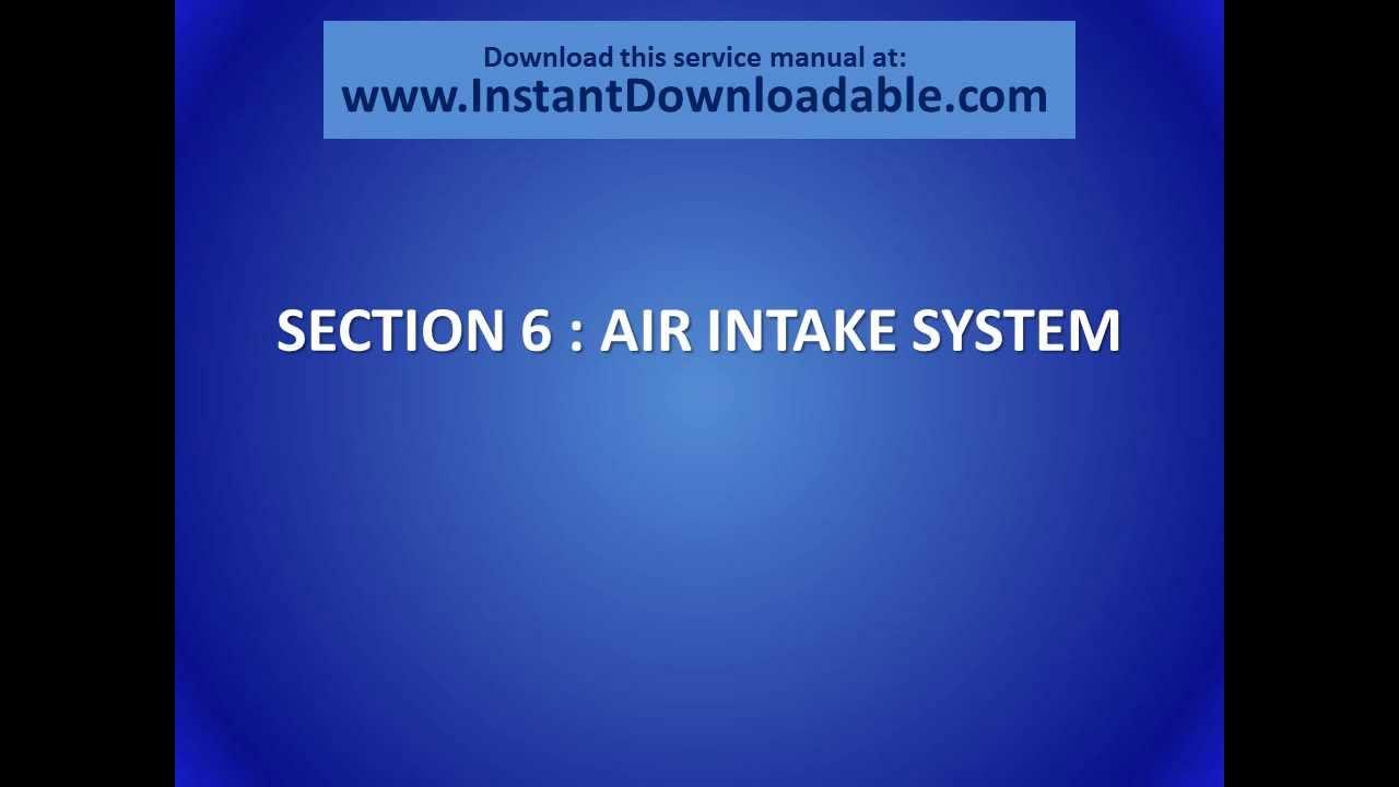 Detroit Diesel Series 60 Service Manual  Workshop Repair Manual Download Online  PDF  YouTube