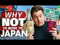 12 Reasons NOT to Move to Japan