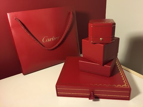 Cartier Love Ring Unboxing + 5 month Wear & Tear Review