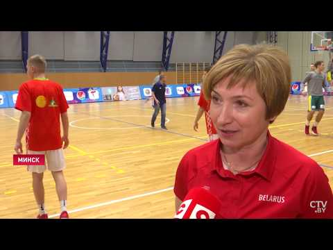 Турнир по баскетболу имени Рыженкова начался в Минске