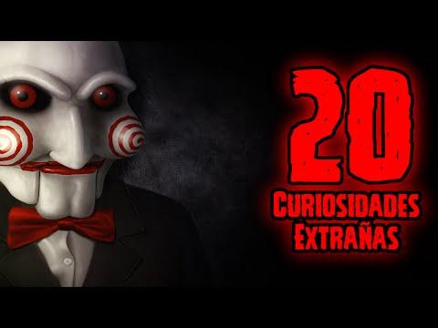 TOPS 20: 20 Curiosidades Extrañas De Saw (Billy) (Jigsaw)