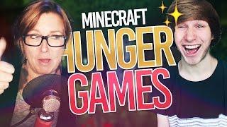 MOEDER SPEELT HUNGERGAMES! - Minecraft: HUNGERGAMES WEEK 2/7