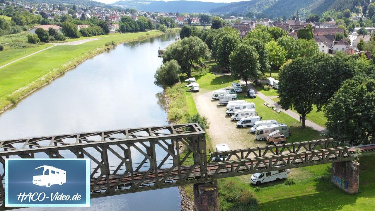 Stellplatz am Mühlentor-Bodenwerder-Weser