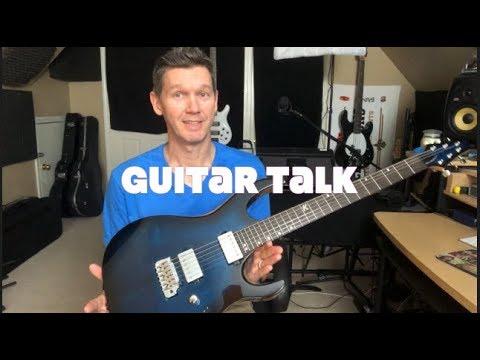 "Kiesel Guitars | Kiesel DC600 Overview ""Guitar Talk"""