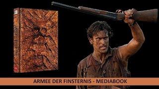ARMEE DER FINSTERNIS (Blu Ray - DVD) MEDIABOOK