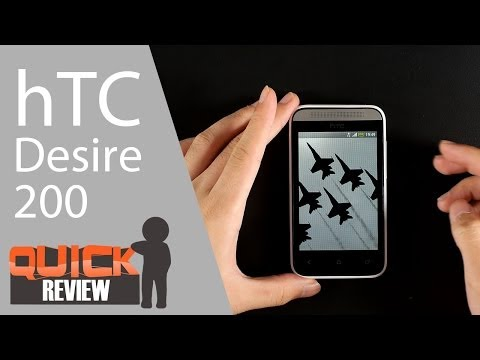 [KR] hTC Desire 200 간단 리뷰