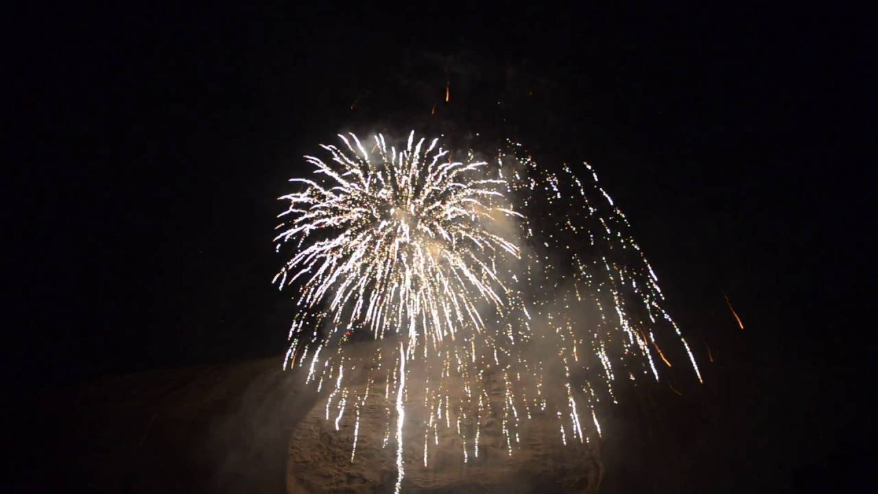4th of july 2016 fireworks at stone mountain park ga usa youtube