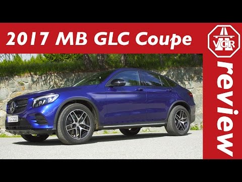 2016 Mercedes-Benz GLC 300 4MATIC Coupé (C253) In-Depth Review, Full Test, Test Drive