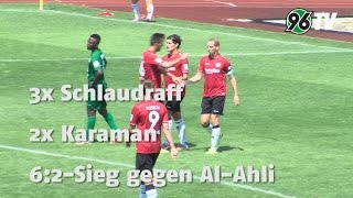 TL Bad Radkersburg | TAG 8 | Testspiel: Hannover 96 - Al-Ahli Sports Club