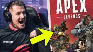 IZAK na temat Apex Legends i Fortnite!