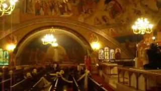 Renaissance Harp Music in Byzantine Chruch for a NYC Wedding