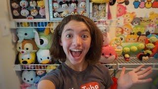 My Disney Tsum Tsum Collection!! OVER 450 PLUSH!!!! (Nov. 2016)