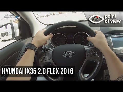 Hyundai ix35 Flex 2016 POV