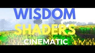 Minecraft Extreme Graphics Cinematic - Wisdom Shaders V3