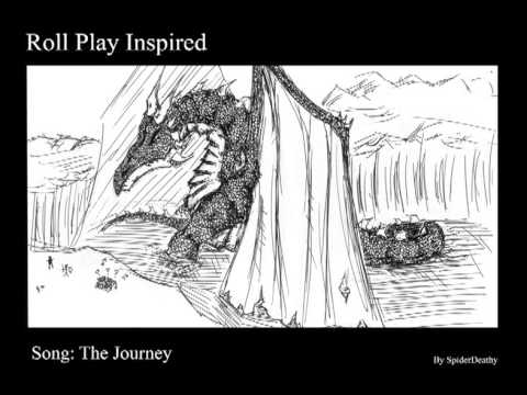 Roll Play Inspired- The Journey