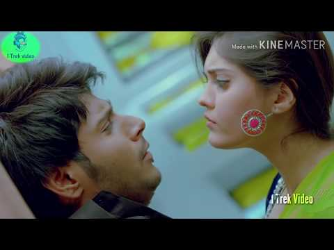 Dilkash Aankhen Nikhra Chehra   Love Feeling WhatsApp Status Video   I Trek Video
