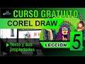 Gambar cover Curso de CorelDRAW 🥇 LECCIÓN 5/9 | AIMARI 🇪🇨