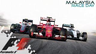 F1 2016 - MALAYSIA - Race Day!