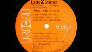 Piazzola y su quinteto en el Teatro Regina (Completo) - Astor Piazzolla