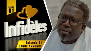INFIDELES - Saison 1 - Episode 31 : la bande annonce