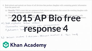 Download Mitosis Ap Biology Free Response Questions