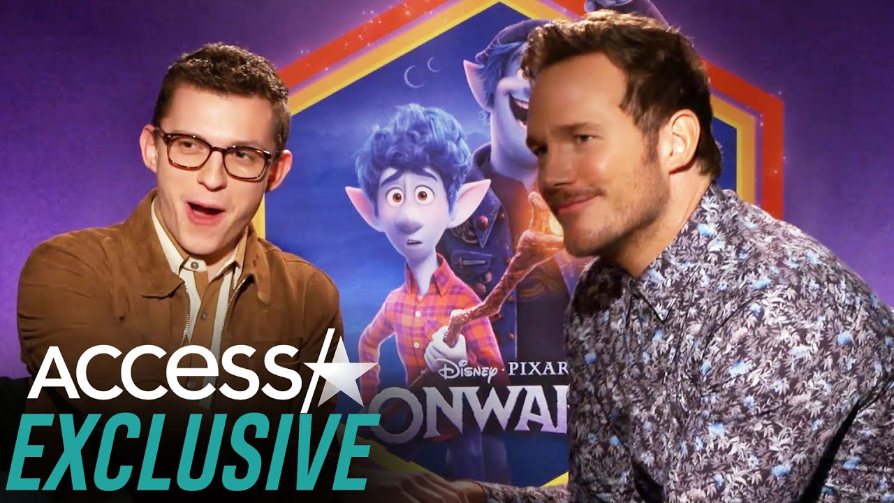 Chris Pratt And Tom Holland Reveal Exact Day Their Epic Bromance Was Born: 'We're In Love!'