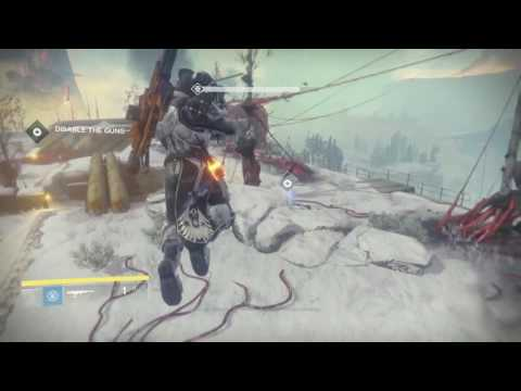 Unlocking Patrol Area!(Destiny Rise Of Iron Xbox One Gameplay)