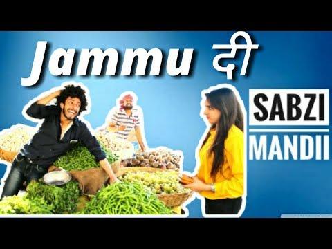 JAMMU DI SABZIMANDI | DOGRI COMEDY VIDEO | Actor Sanyam Pandoh & Team
