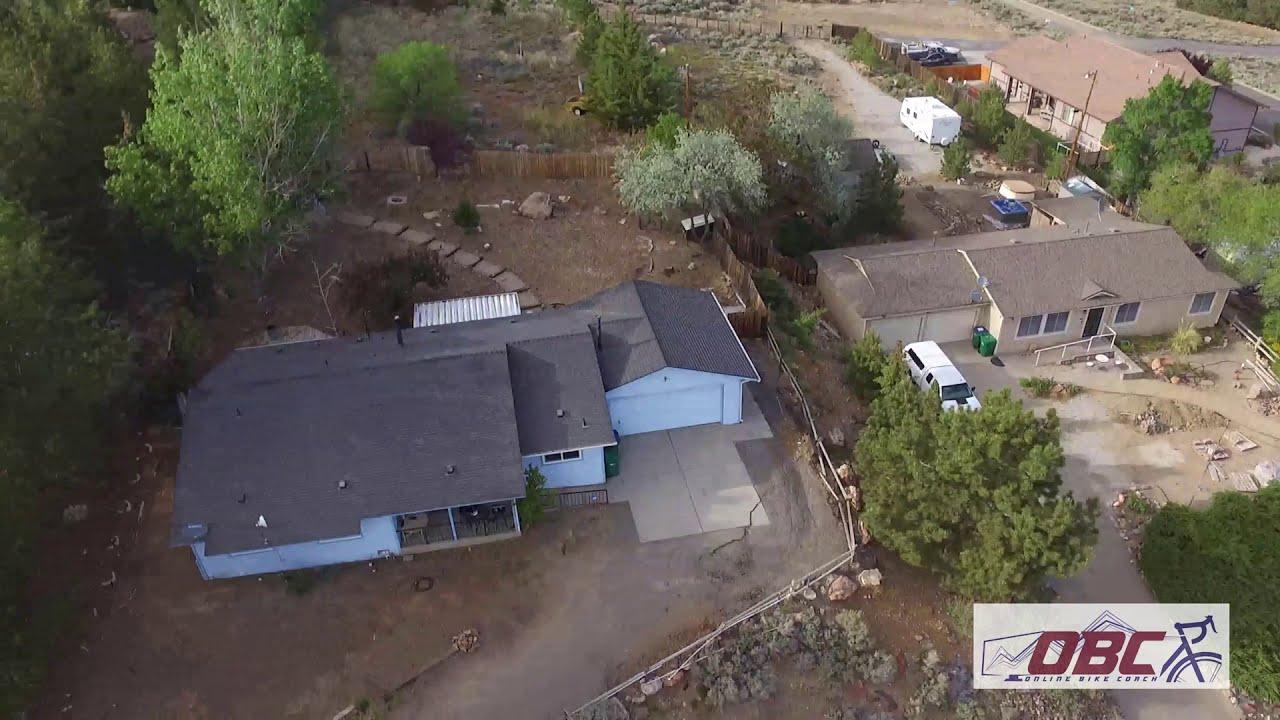 Richard Wharton DJI Drone Phantom 3 Flight Around Home North Reno фотки