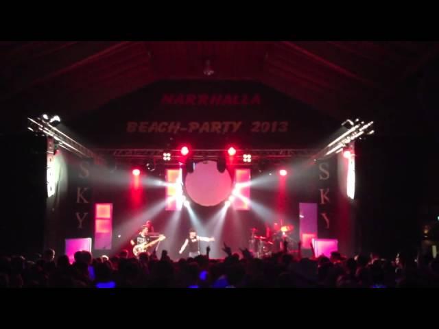 SKY live 2013 - AC/DC-Medley
