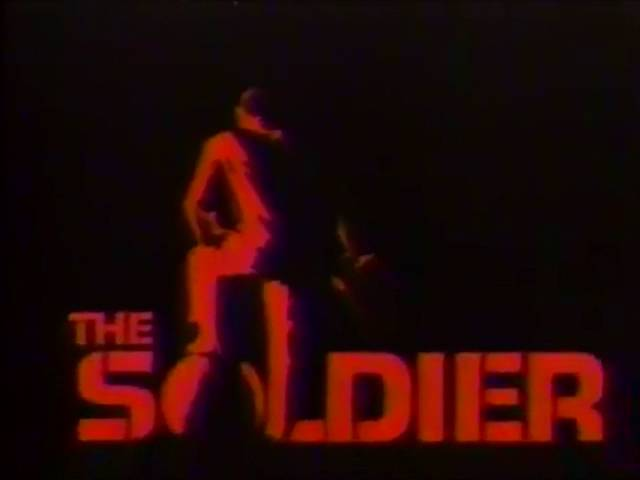 The Soldier 1982 TV trailer