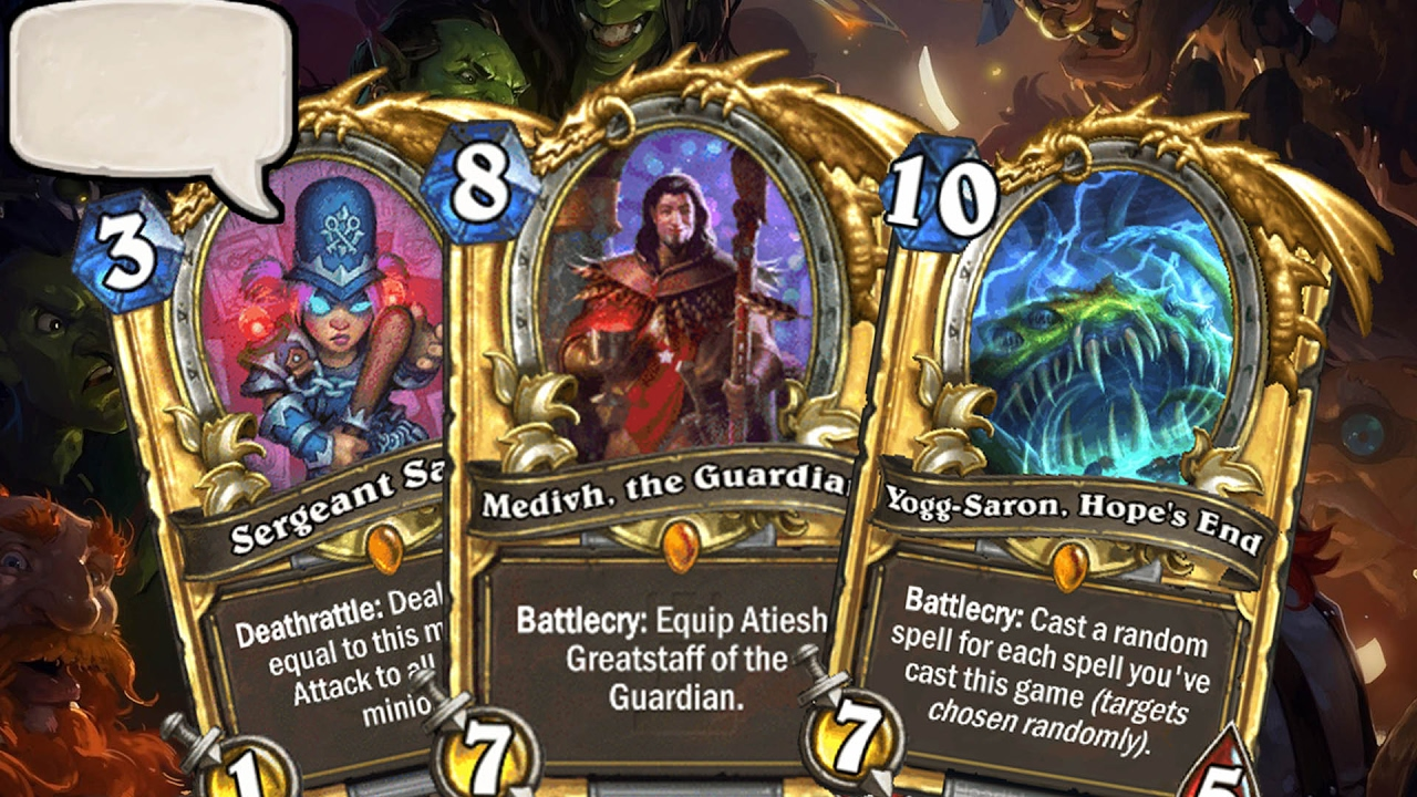 [Top 21] Hearthstone Best Legendary Cards And Why They ...