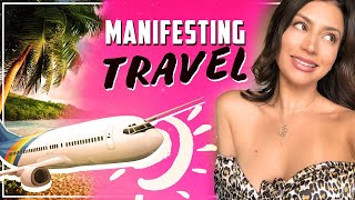 Manifesting Travel Experiences and going to RYTHMIA Life Advancement C