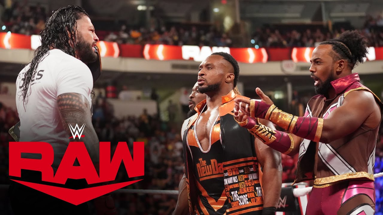 Download Roman Reigns and The Usos crash The New Day's celebration: Raw, Sept. 20, 2021