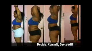 Kiki The Fitness Coach P90X Journey
