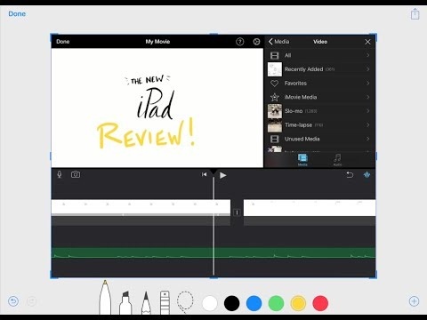 2018 iPad review: Drawn on an iPad! And edited, composed, and designed...