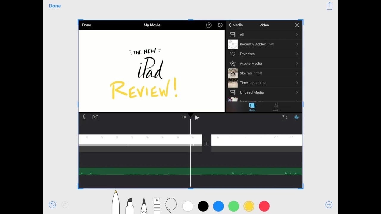 My 9 7 iPad (2018) review: Drawn, written, edited, and