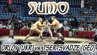 ORLOV (UKR) vs. TSERTSVADZE (GEO)