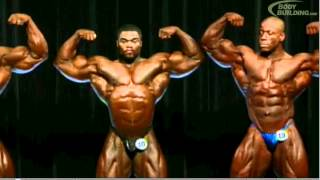 Arnold Classic 2012 - 2-nd Callout