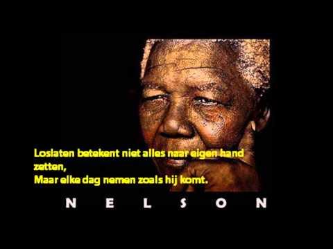 Onwijs Nelson Mandela - Loslaten - YouTube SY-66