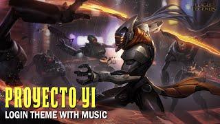 Proyecto Yi | Inicio de sesión [League of Legends]