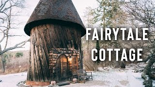 FAIRYTALE COTTAGE AIRBNB TOUR! | Whimsical Tiny House