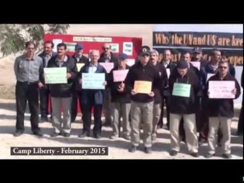 Iraq: Iranian Dissidents Condemn Human Rights Violations in Camp Liberty 1
